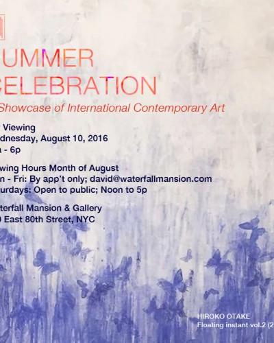 WFM&G Summer Celebration Flyer